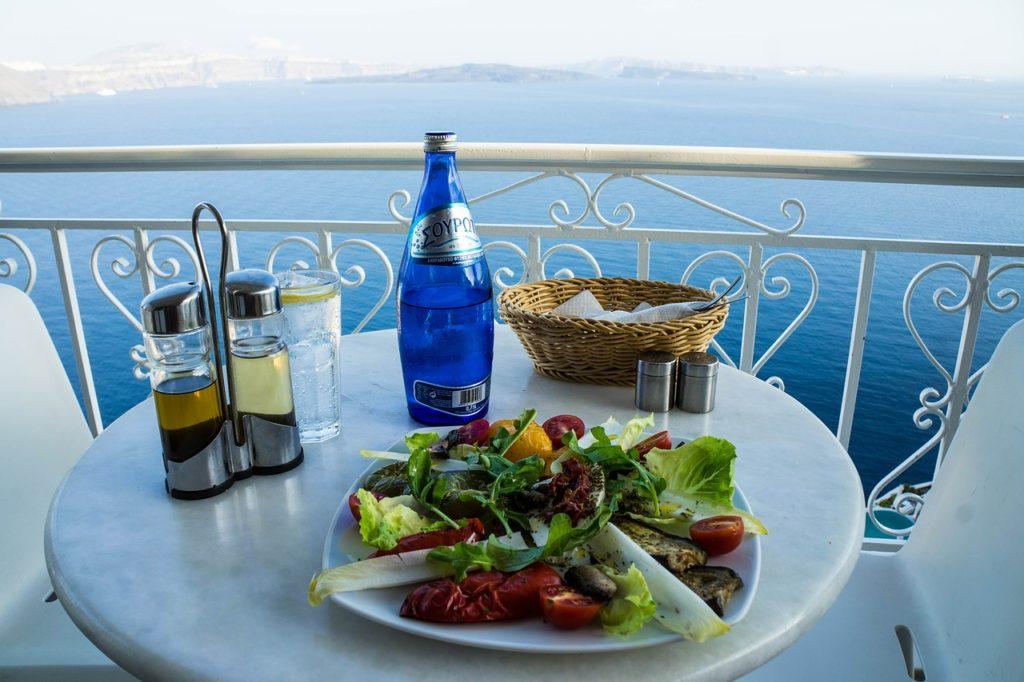 Santorini utazás 2020