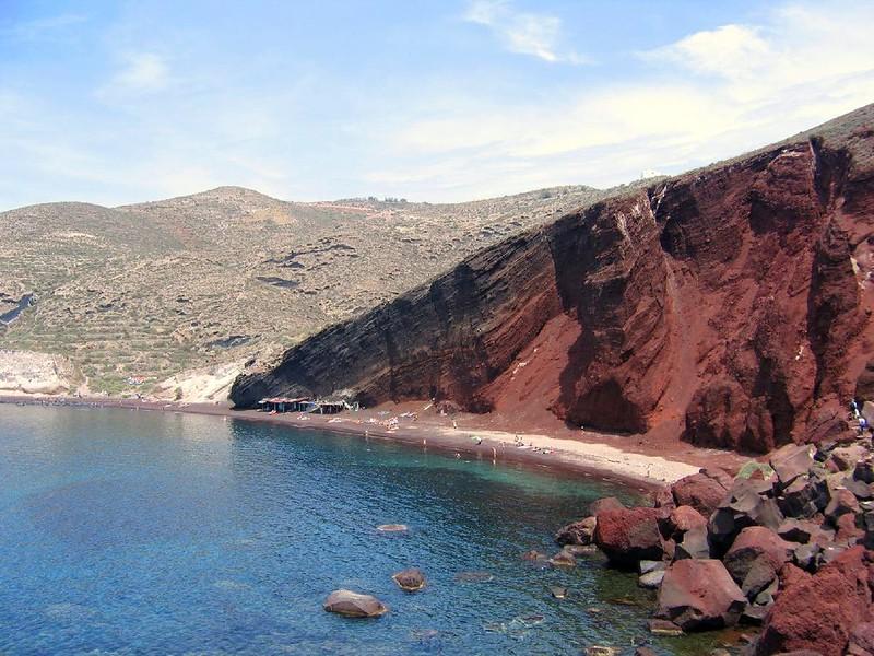 Vörös part