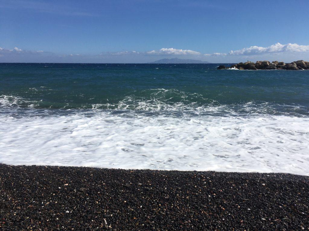 Mennyire meleg a tenger októberben?