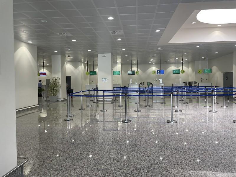 Santorini reptér