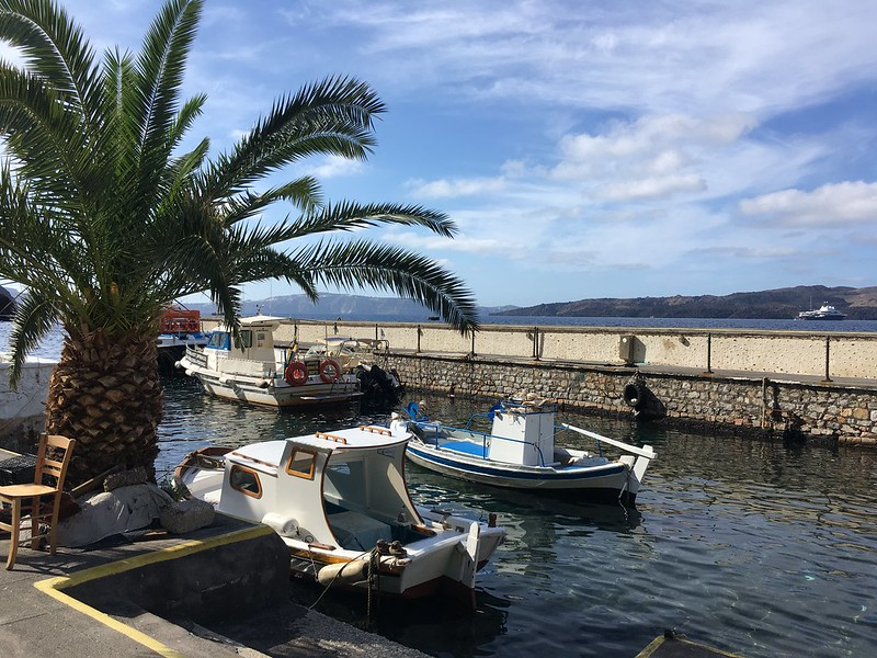 halászkikötő - régi kikötő