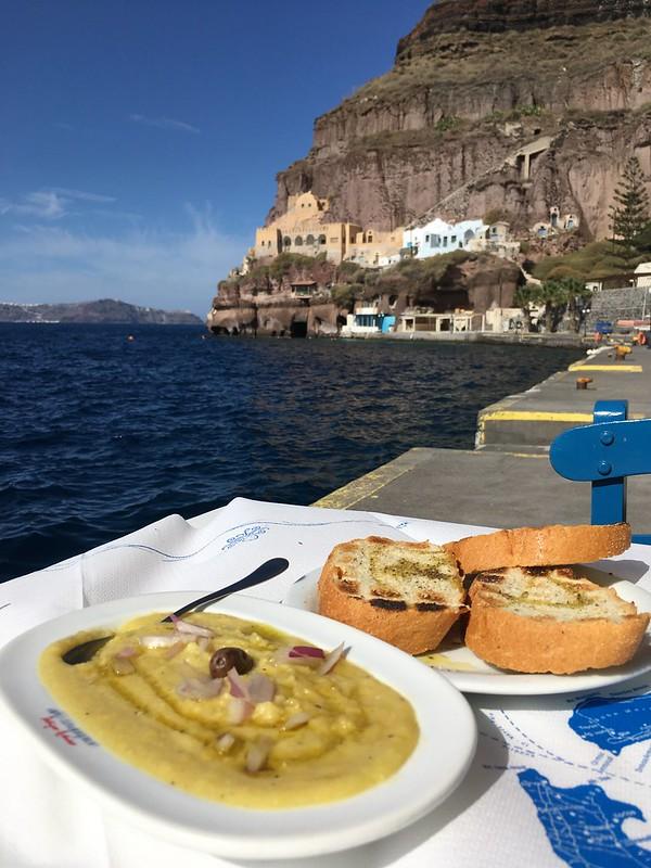 Santorini látnivalói